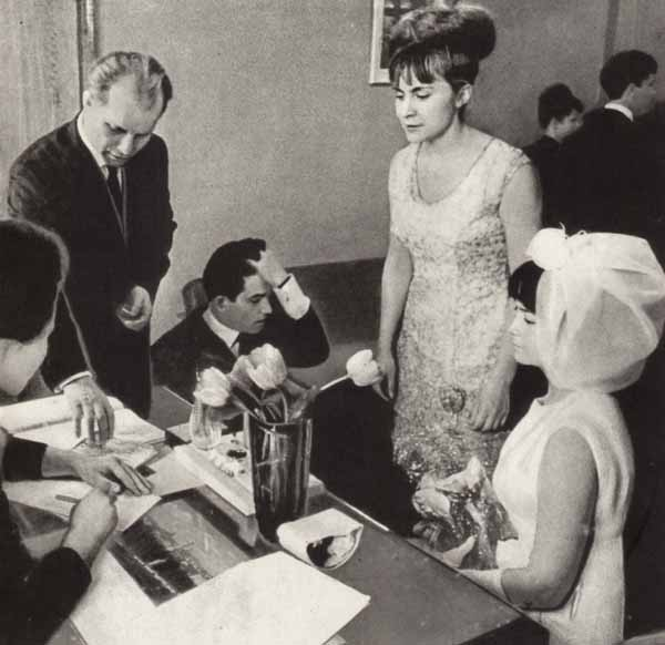life in the 60s years in the USSR 59