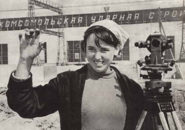 life in the 60s years in the USSR 60