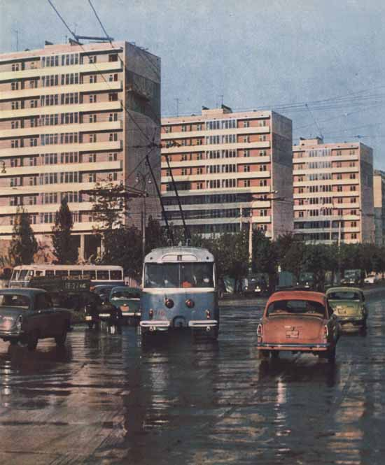 life in the 60s years in the USSR 66