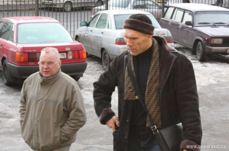 Russian Boxer Valuev 3