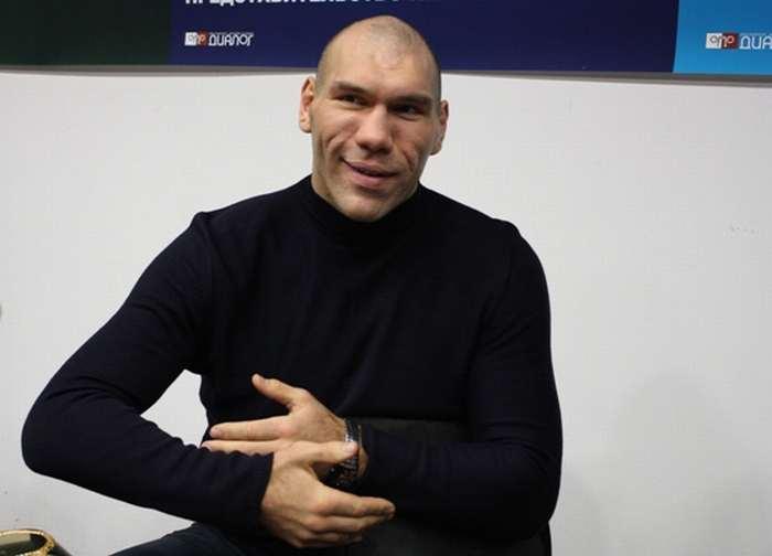 Russian Boxer Valuev 6