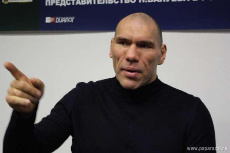 Russian Boxer Valuev 7