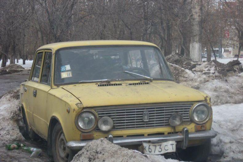 Russian car 1