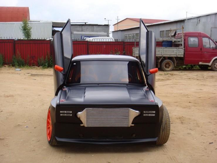 lada vaz 2105 tuning 3