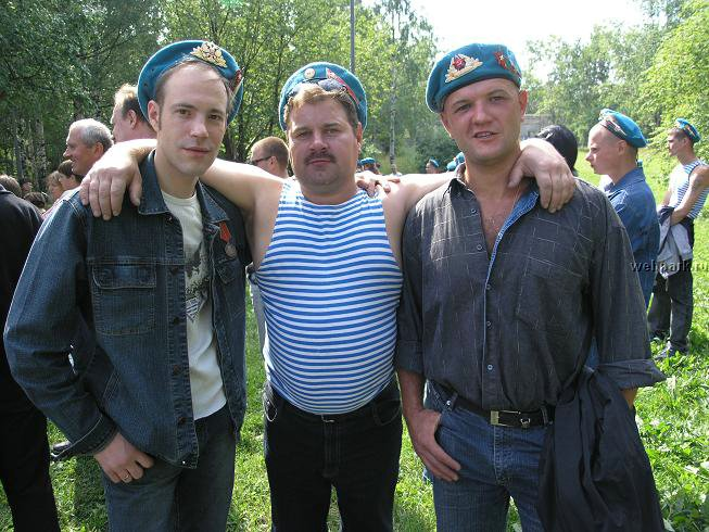The Celebration of Russian Airborne Troops 17