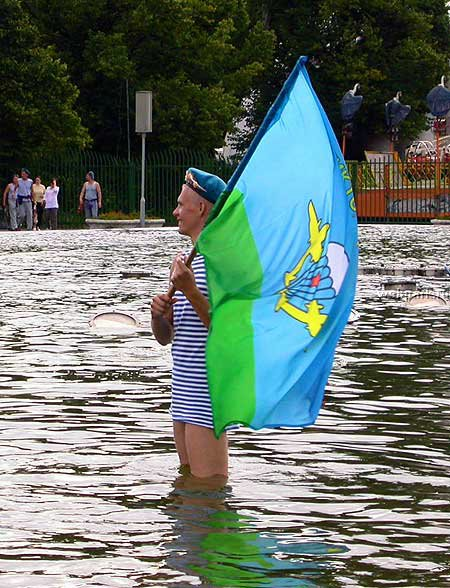 The Celebration of Russian Airborne Troops 19