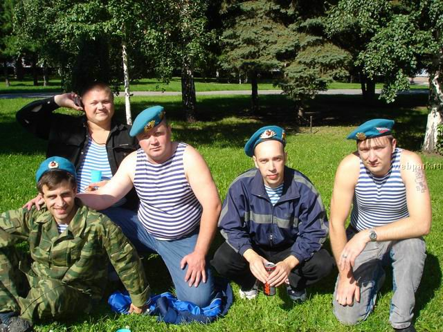 The Celebration of Russian Airborne Troops 21