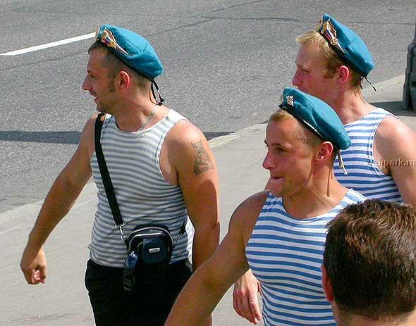 The Celebration of Russian Airborne Troops 24