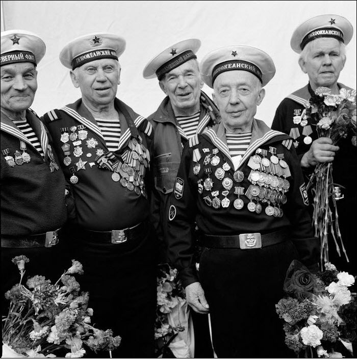 Veterans Of The Great Patriotic War 1