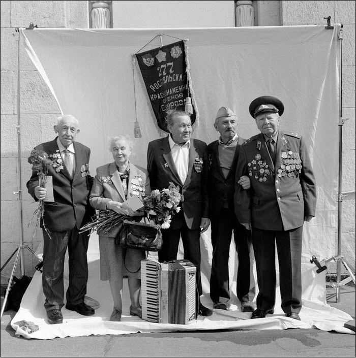 Veterans Of The Great Patriotic War 11