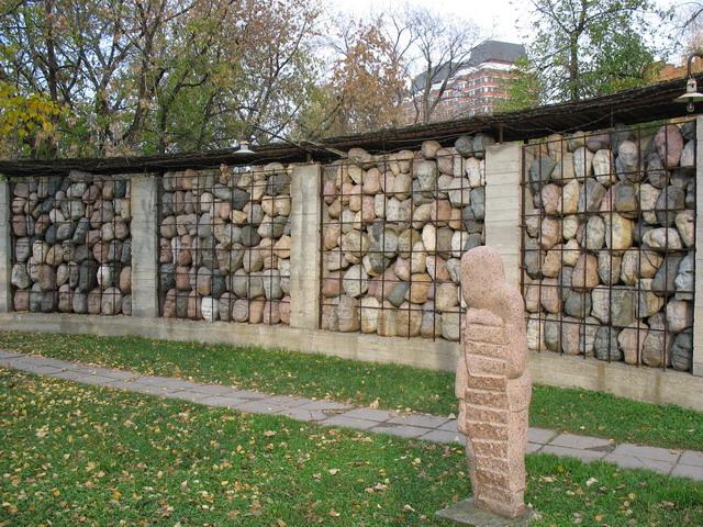soviet era victims monument 2