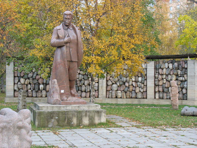 soviet era victims monument 3