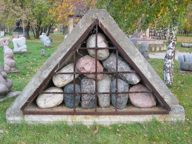 soviet era victims monument 4