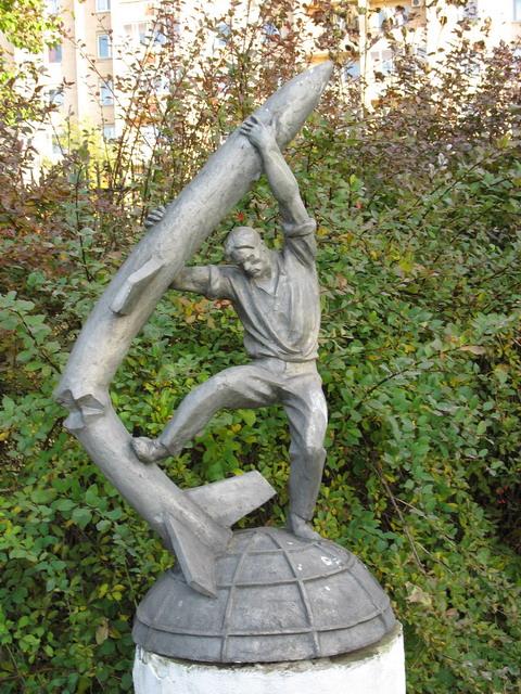 soviet era victims monument 7