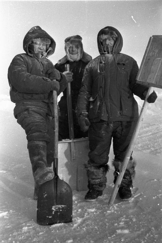 Russian Vintage Polar Photos 11
