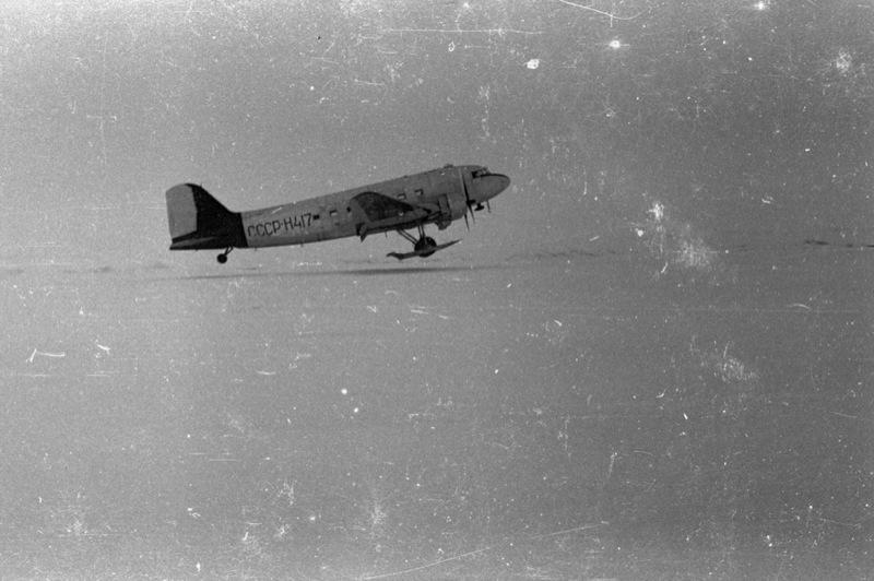 Russian Vintage Polar Photos 21