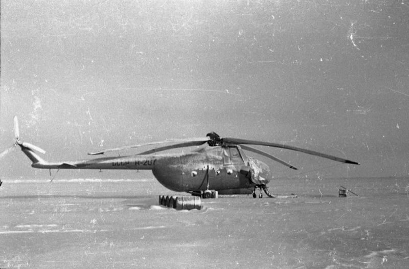 Russian Vintage Polar Photos 25