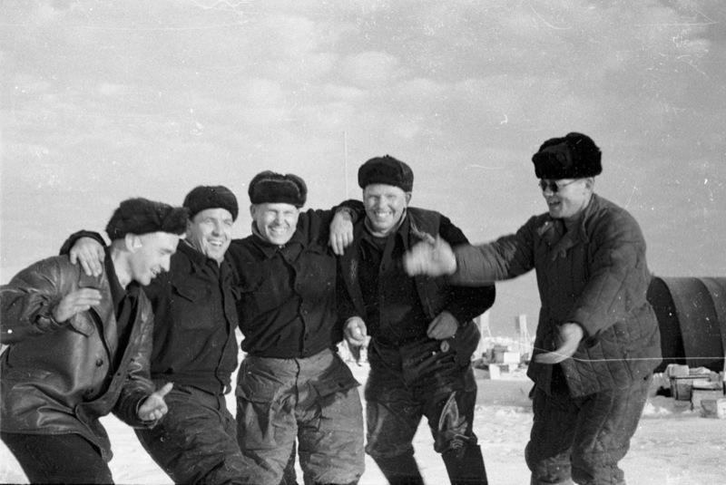 Russian Vintage Polar Photos 27