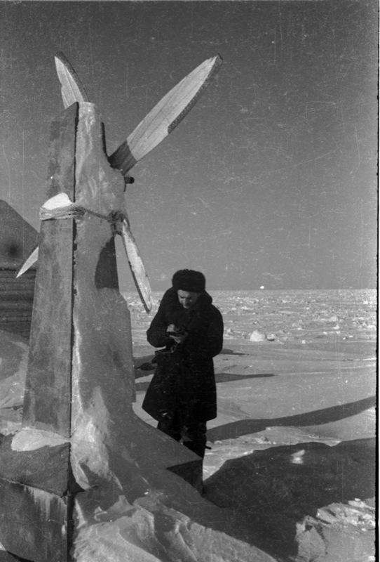 Russian Vintage Polar Photos 37