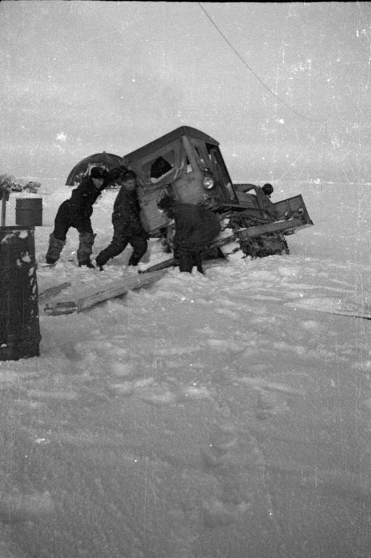 Russian Vintage Polar Photos 38