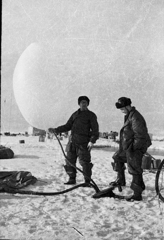 Russian Vintage Polar Photos 39
