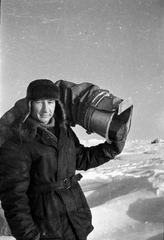 Russian Vintage Polar Photos 45