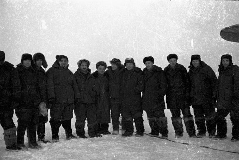 Russian Vintage Polar Photos 47