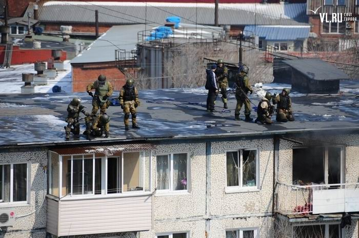 Russian Police Operation 9