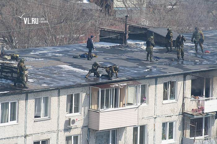 Russian Police Operation 14