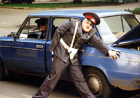 Russian Road Police GAI GIBDD