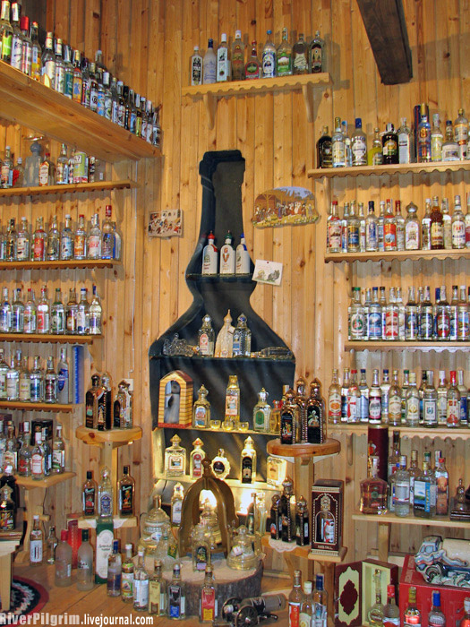 museum of vodka in Russia 2