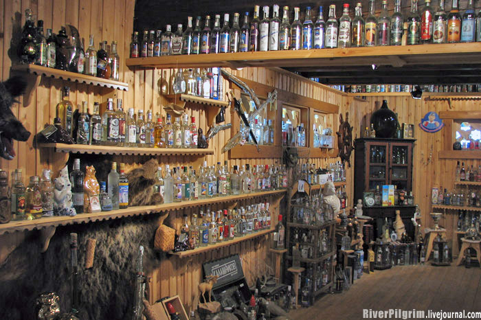 museum of vodka in Russia 3