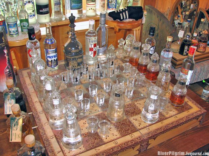 museum of vodka in Russia 8
