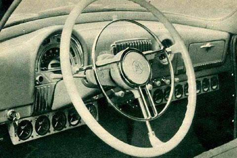 Russian car volga looks like Ford 11