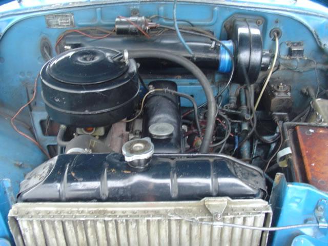 Russian car volga looks like Ford 3