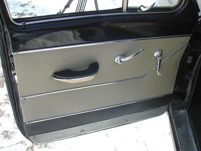 Russian car volga looks like Ford 5