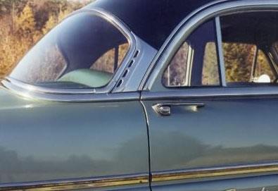 Russian car volga looks like Ford 8