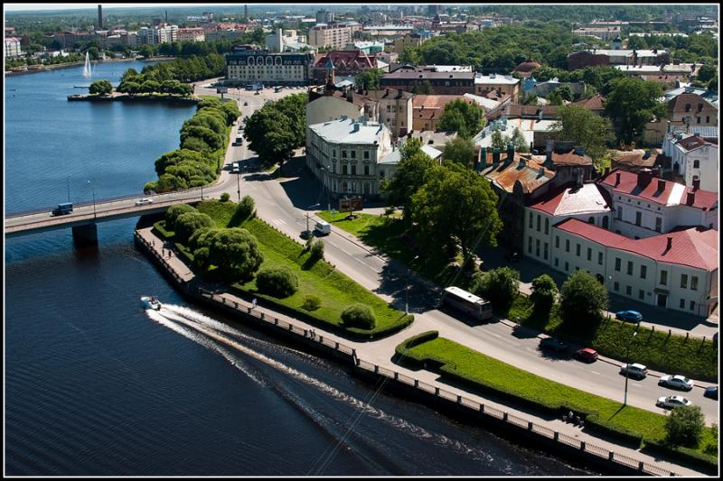 Vyborg Bathing In The July Sun 9