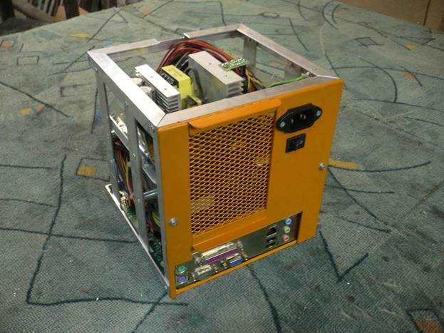 Russian Wall-E case mod 108