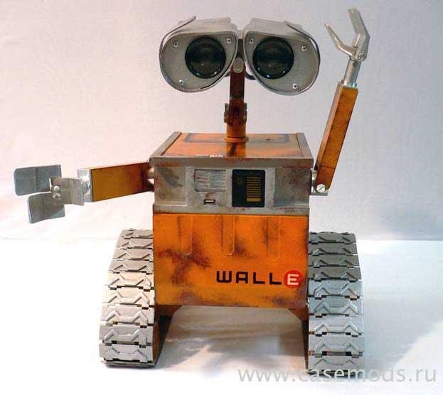 Russian Wall-E case mod 2