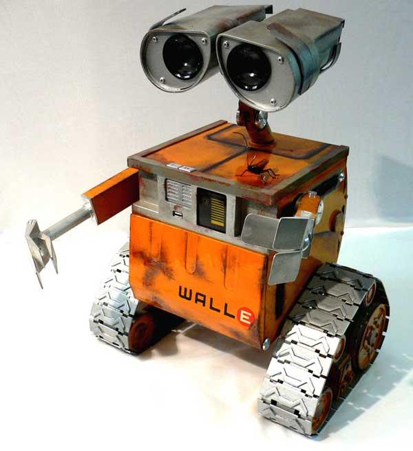 Russian Wall-E case mod 5