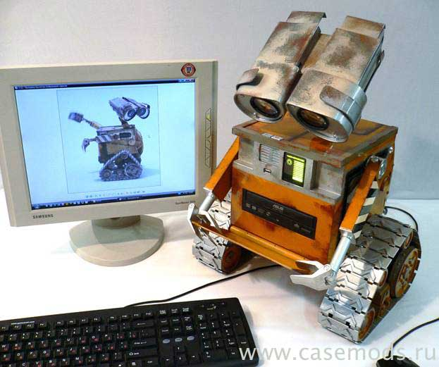 Russian Wall-E case mod 6
