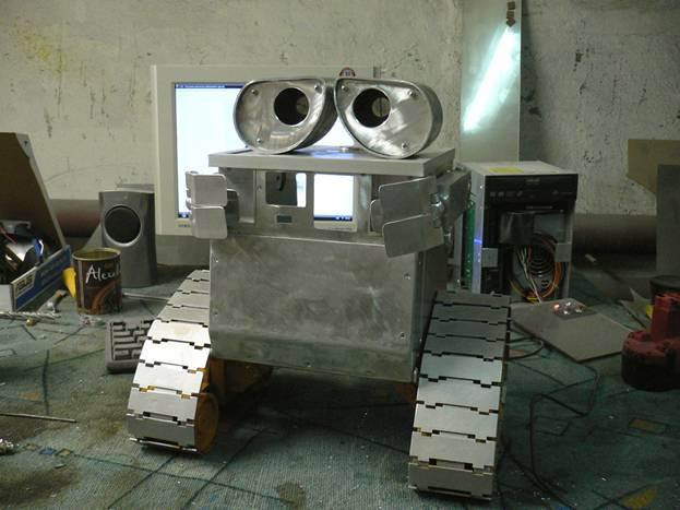 Russian Wall-E case mod 74