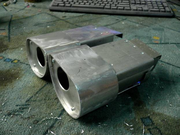 Russian Wall-E case mod 75