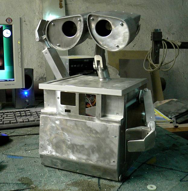 Russian Wall-E case mod 76