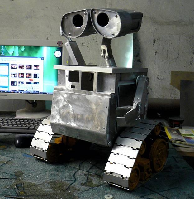 Russian Wall-E case mod 77