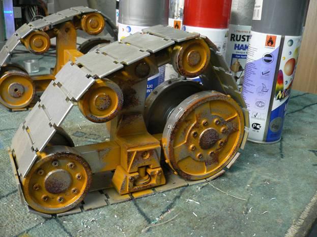 Hacete tu propio gabinete tipo Wall-E!