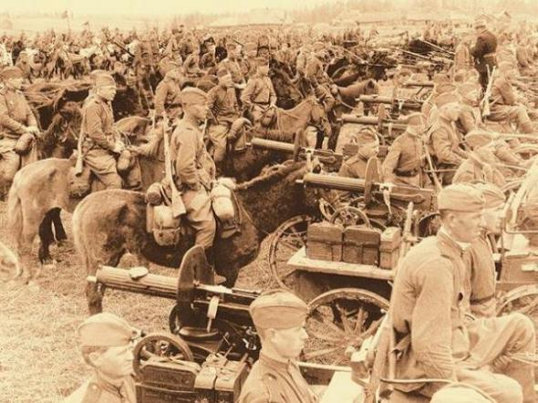 Russian troops at wold war 2 5