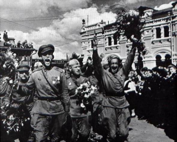 Russian troops at wold war 2 27