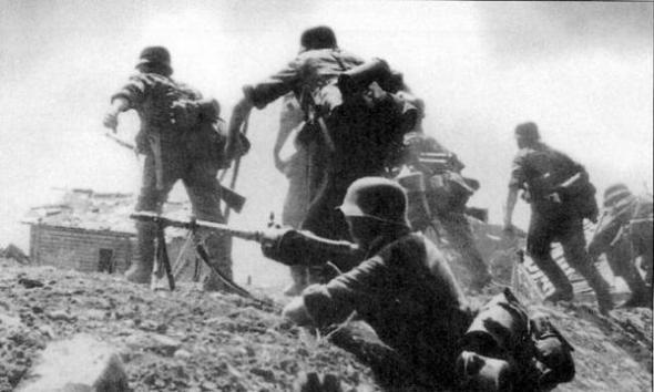 Russian troops at wold war 2 44